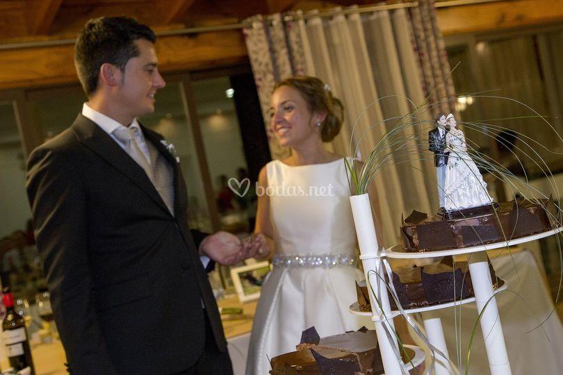 Reportaje de boda Hache
