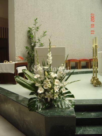 Centro de iglesia