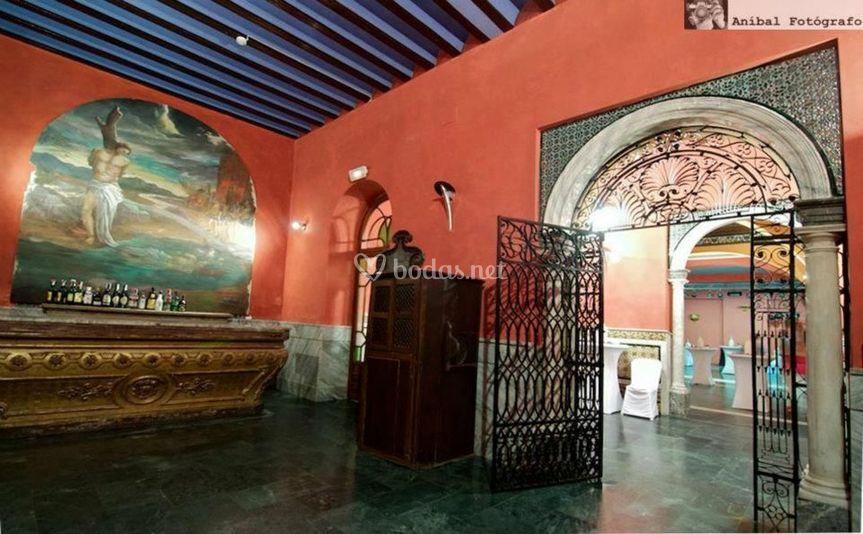 Casa Palacio Monasterio