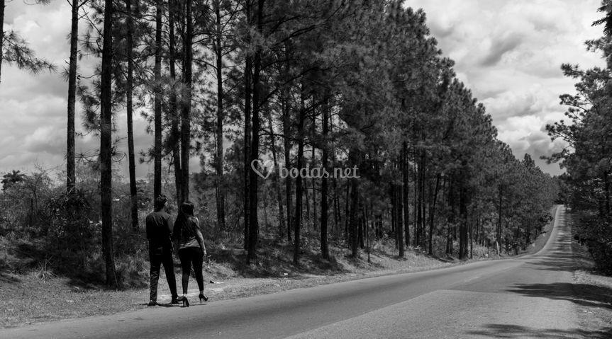Empezando a caminar juntos