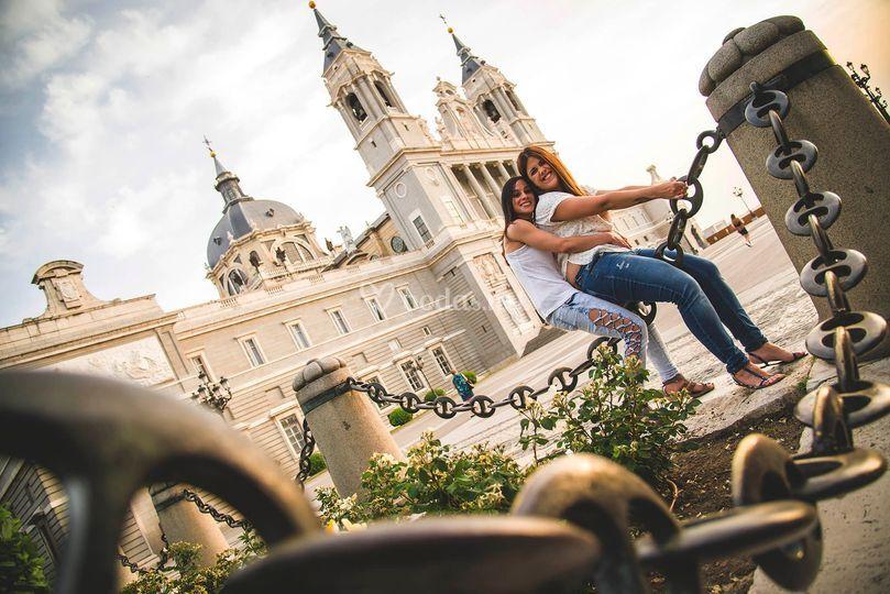 Preboda en Madrid