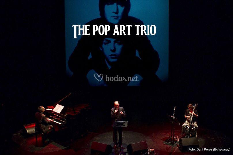 The pop art trio
