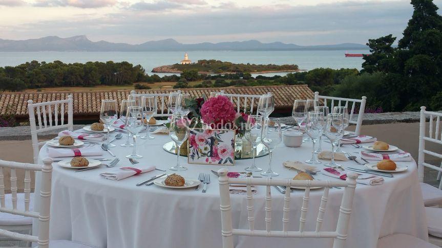 Restaurante Club de Golf Alcanada