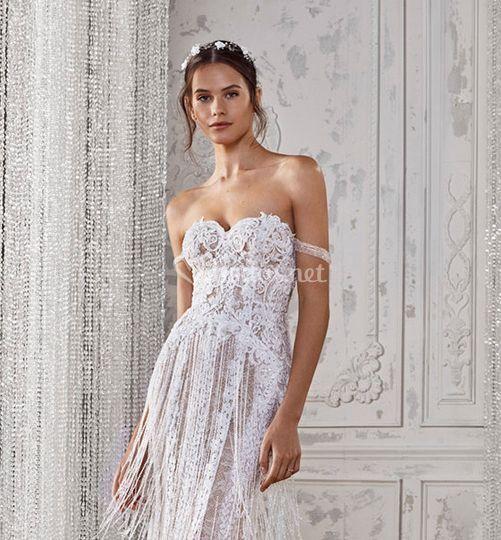 Vestido novia Studio StPatrick