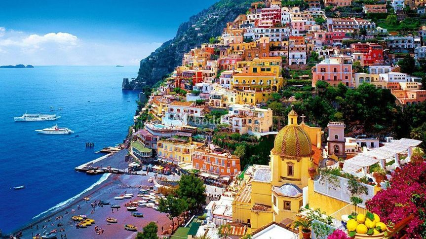 Costa Amalfitana (Italia)