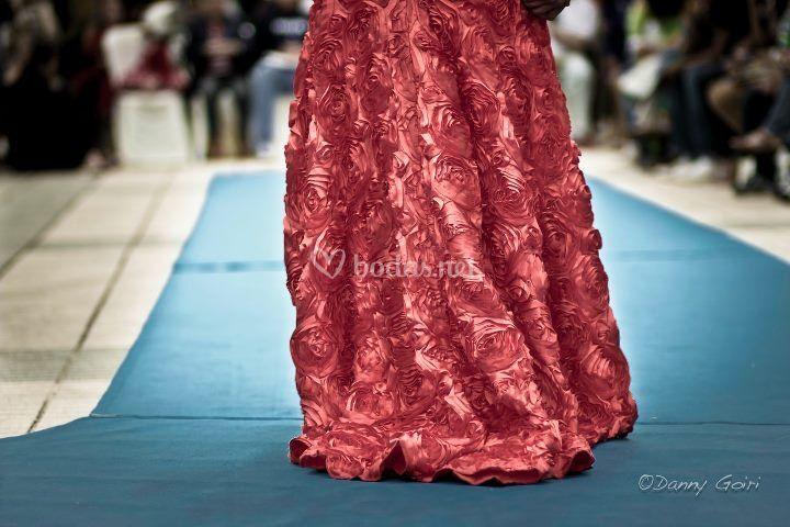 Vestidos elegantes para asistir a la boda de Cosquillas