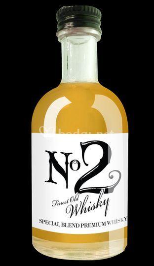 Miniatura Whisky nº 2