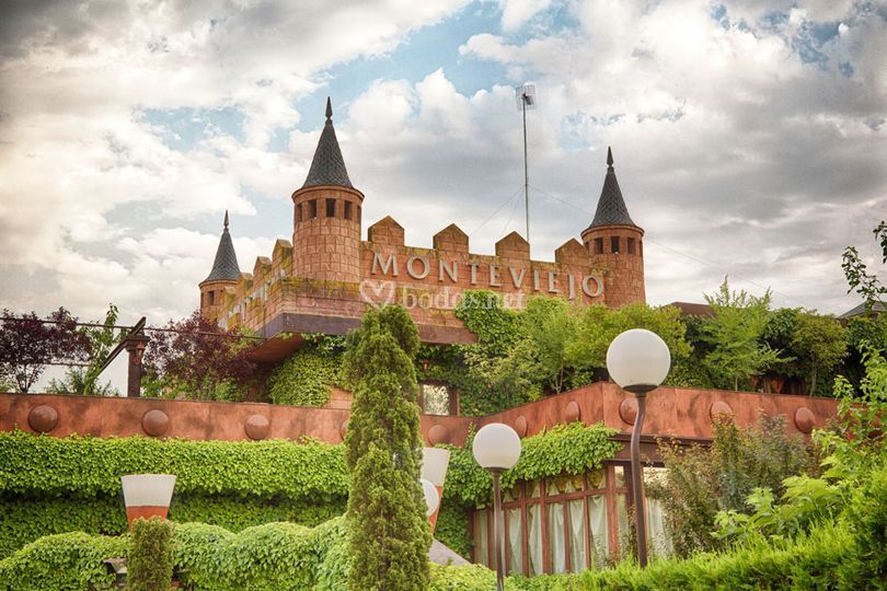 Jard n reina ginebra de castillo de monteviejo fotos - Castillo de azay le rideau ...