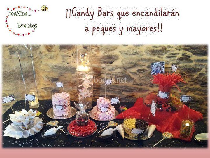 Candy bars!!