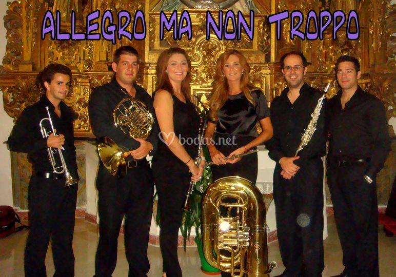 Grupo de cámara con soprano