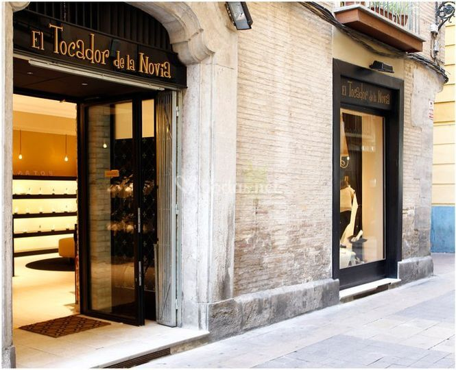 Tienda de accesorios para novia en Zaragoza