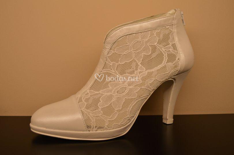 zapatos de tacón de el tocador de la novia zaragoza | foto 35