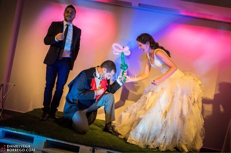Show de Magia para bodas