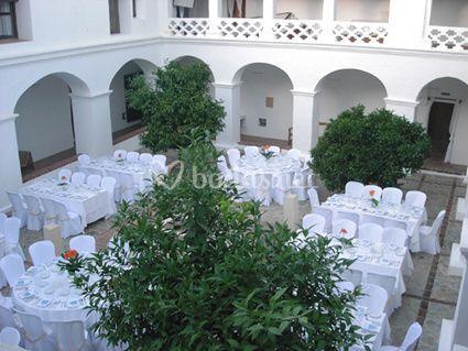 Hospedería Convento La Parra