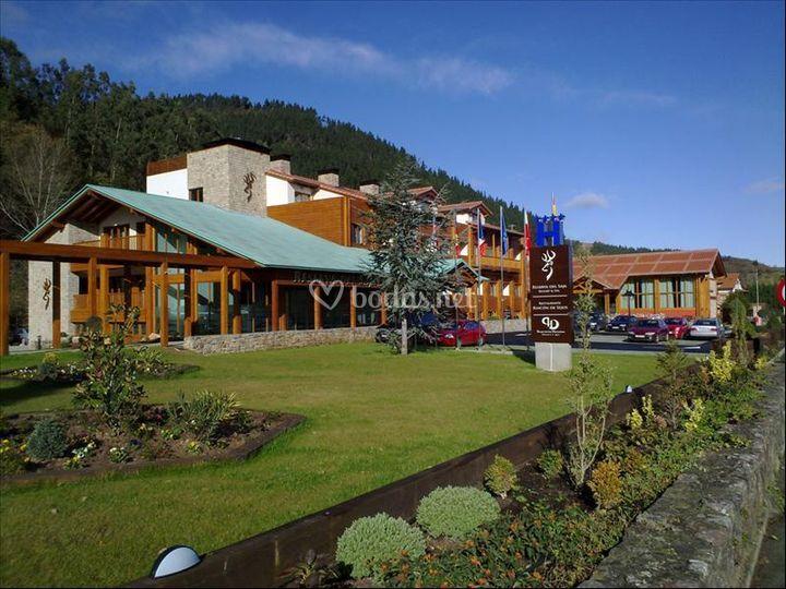 Hotel Reserva del Saja