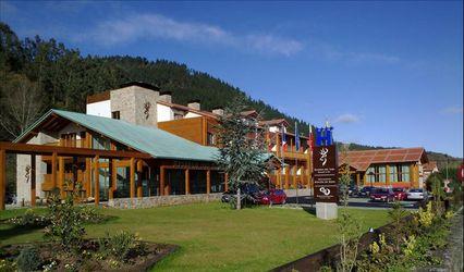 Hotel Reserva del Saja 1