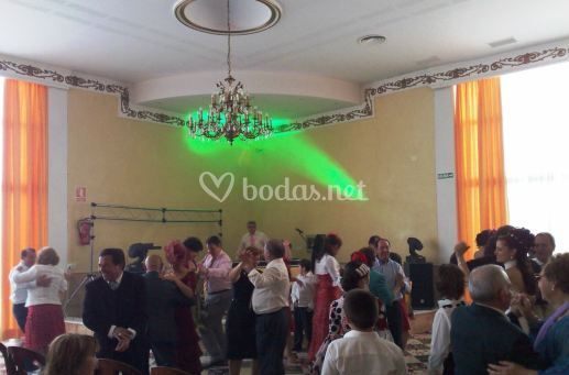Fiesta y baile en vuestra boda
