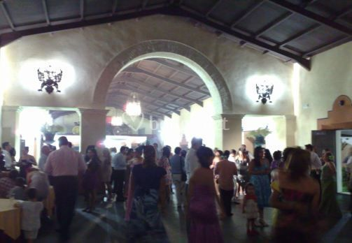 Fiestas y bodas en haciendas