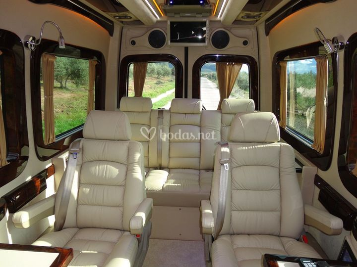 Interior Sprinter Exclusive