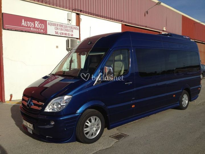 Mercedes Sprinter Exclusive