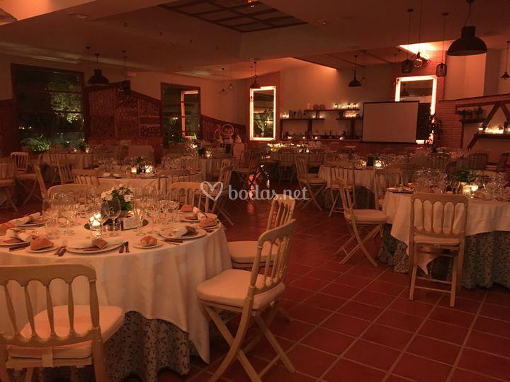 Sal n la mina de vara restaurante eventos foto 58 - Restaurante vara illescas ...