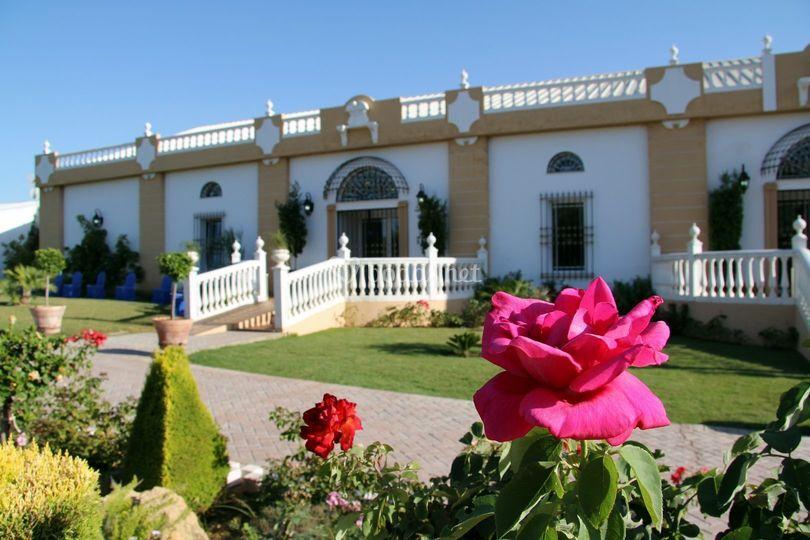 Salón Los Jardines