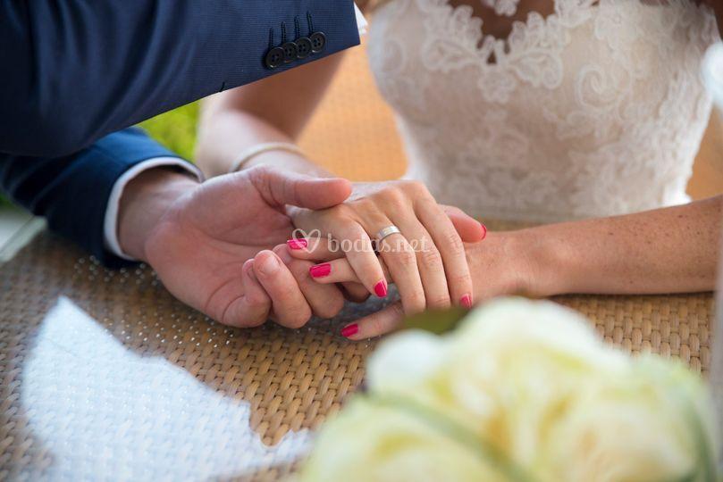 Ella dijo sí