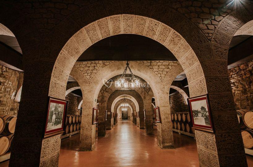 Sala de los Arcos