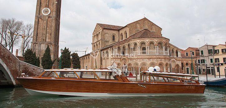 Grupos en Venecia
