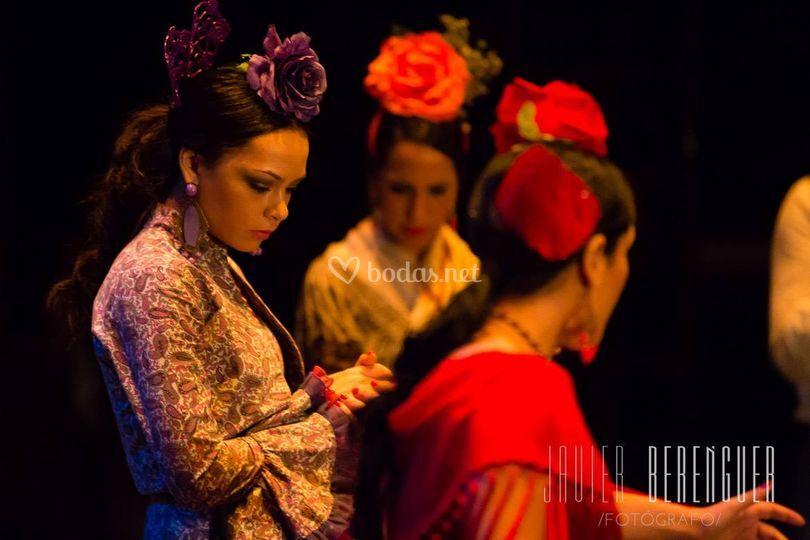 Actuación Feria Andalucia