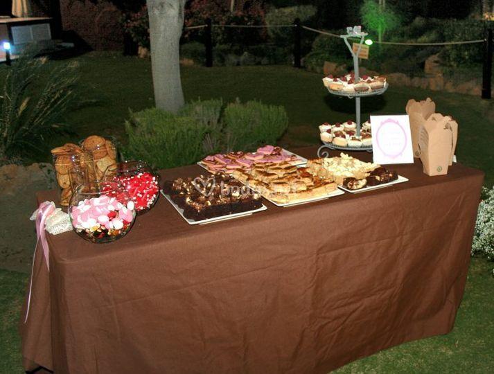 Candy Bar para tus eventos
