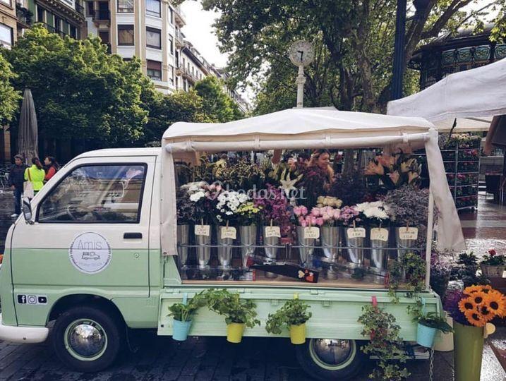 Amis Flower Truck