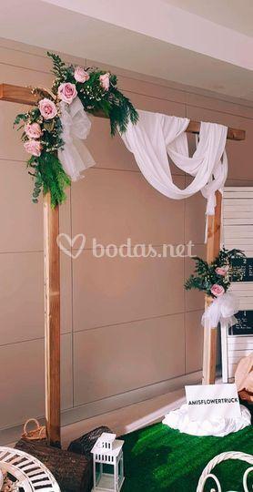 Arcos de bodas