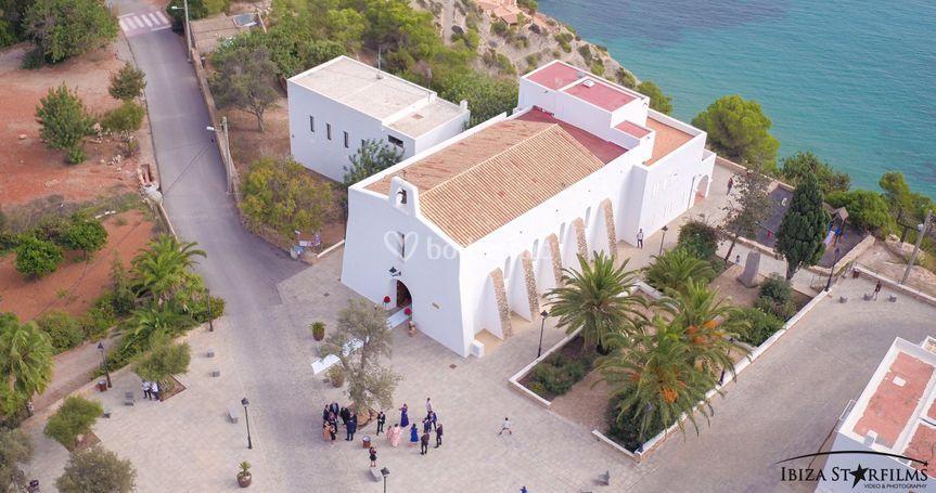 Iglesia de Es Cubells