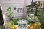 Mesa de limonadas