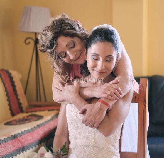 Sentimientos madre e hija
