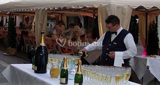 Carpas para boda y eventos