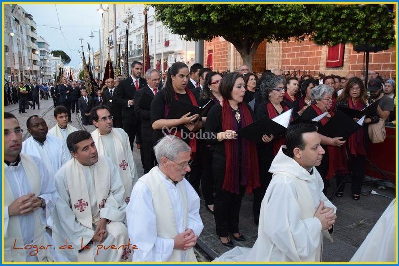 Pontifical Corpus 2015