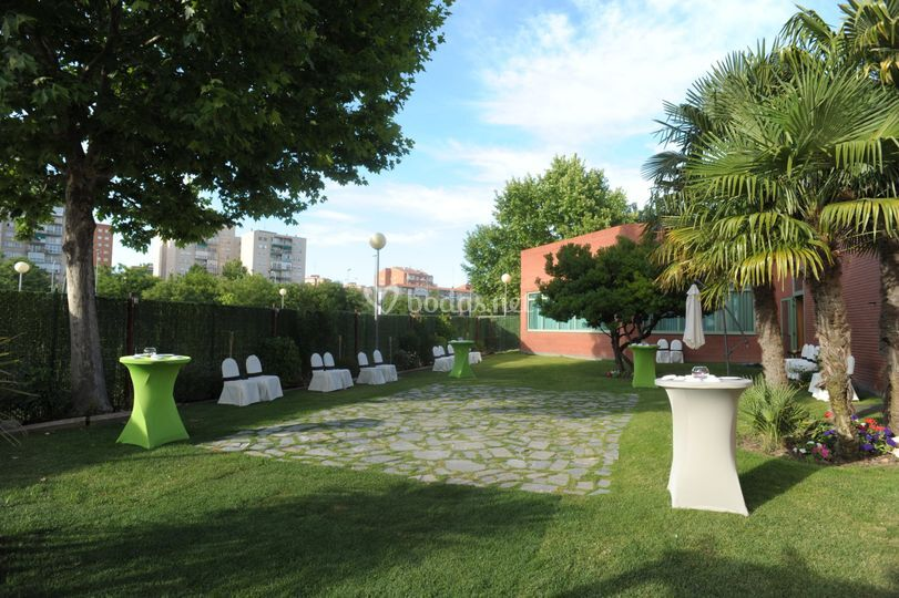 Jardín Mirador