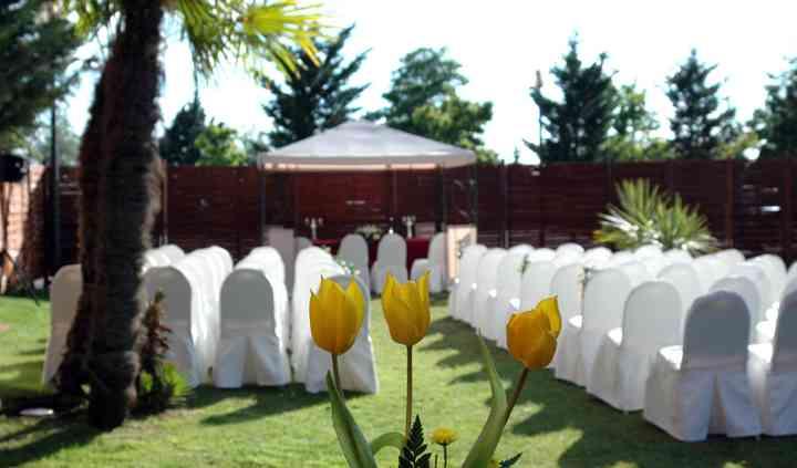 Jardín del Mirador - Ceremonia