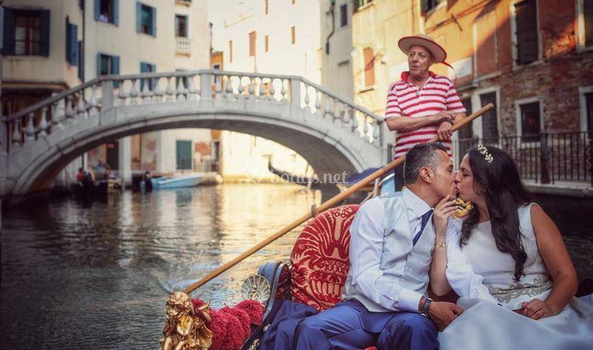 Postboda venecia
