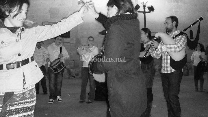 Festejo en Salamanca