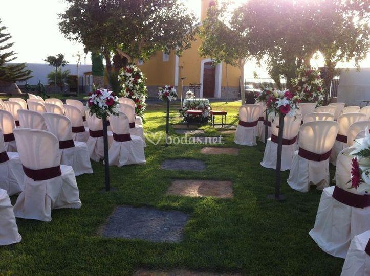 Finca bodas civiles en Murcia
