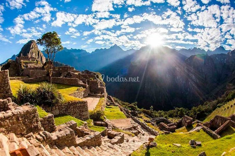Perú, luna de miel