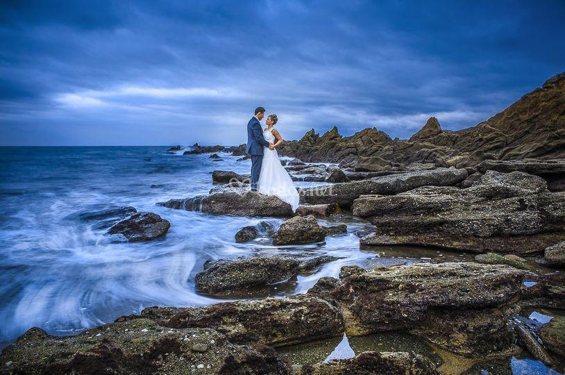 Fotografia de boda miraquefoto