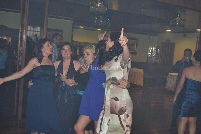 Discoteca para bodas