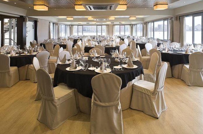 Salón para 250 pax de Restaurante Bellavista