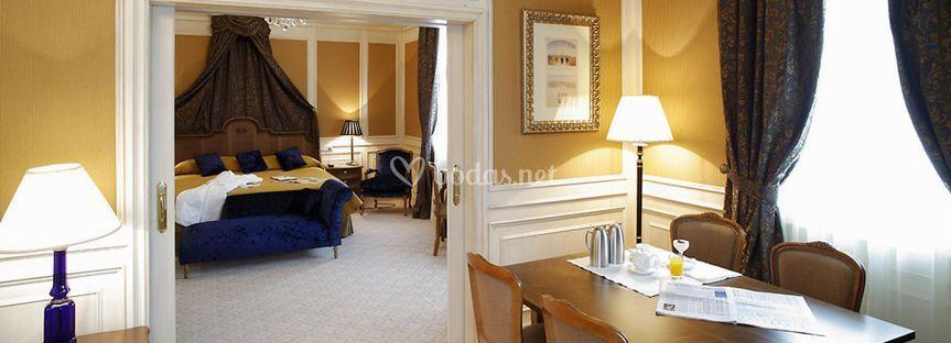 Gran Hotel 5* Suite nupcial