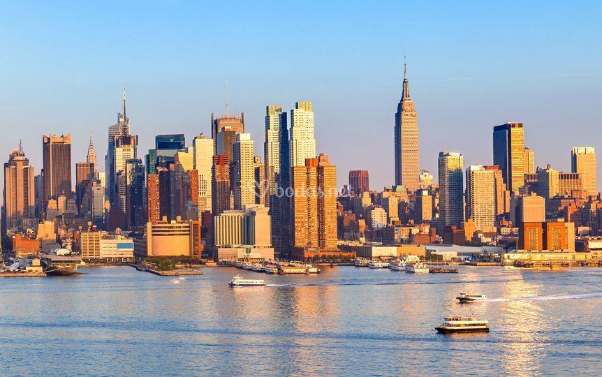 Skyline de Manhattan, Nueva York