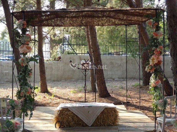 Altar Ceremonia